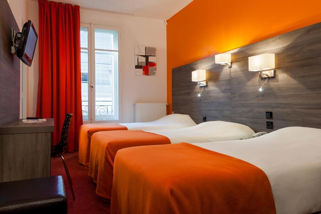 Hotel actuel chamb ry centre gare r servation gratuite - Chambre de commerce chambery ...