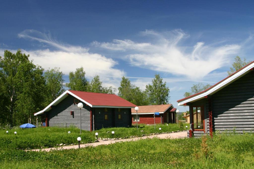 Гостиничный комплекс Деревня Александровка