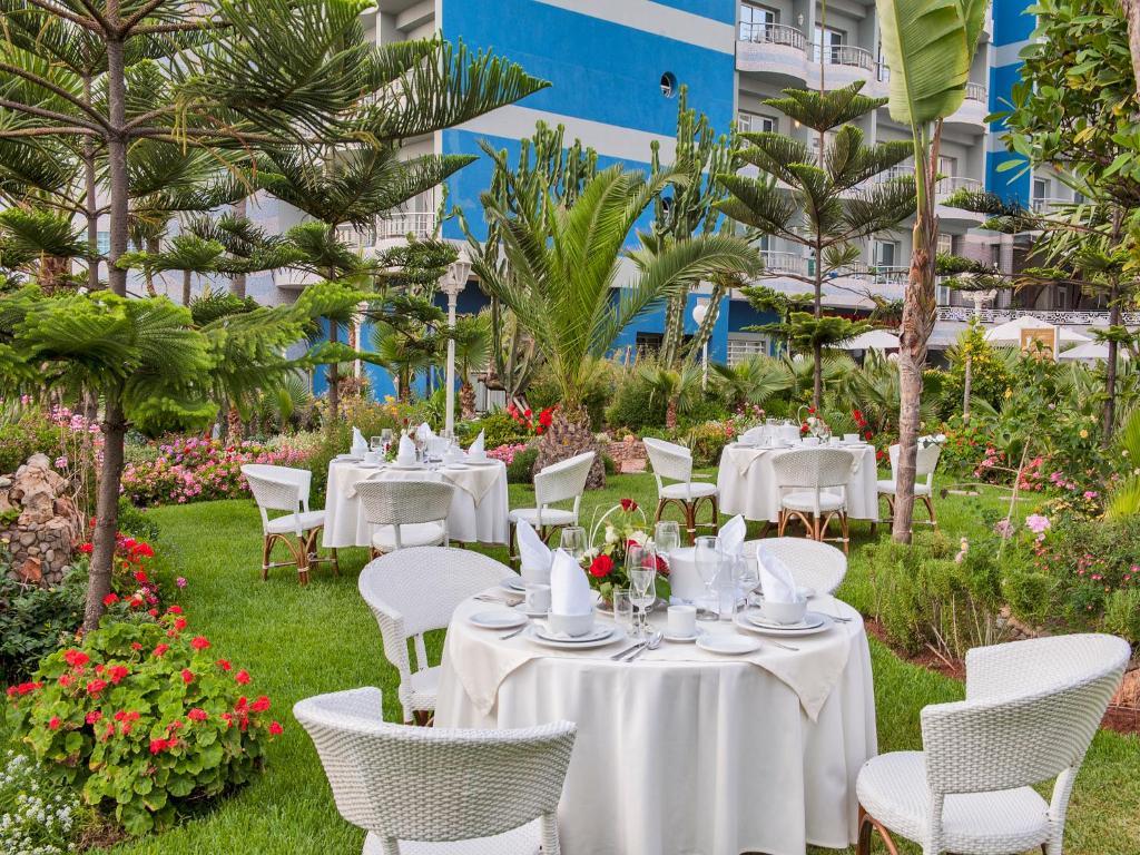 Hotel Val D Anfa Casablanca