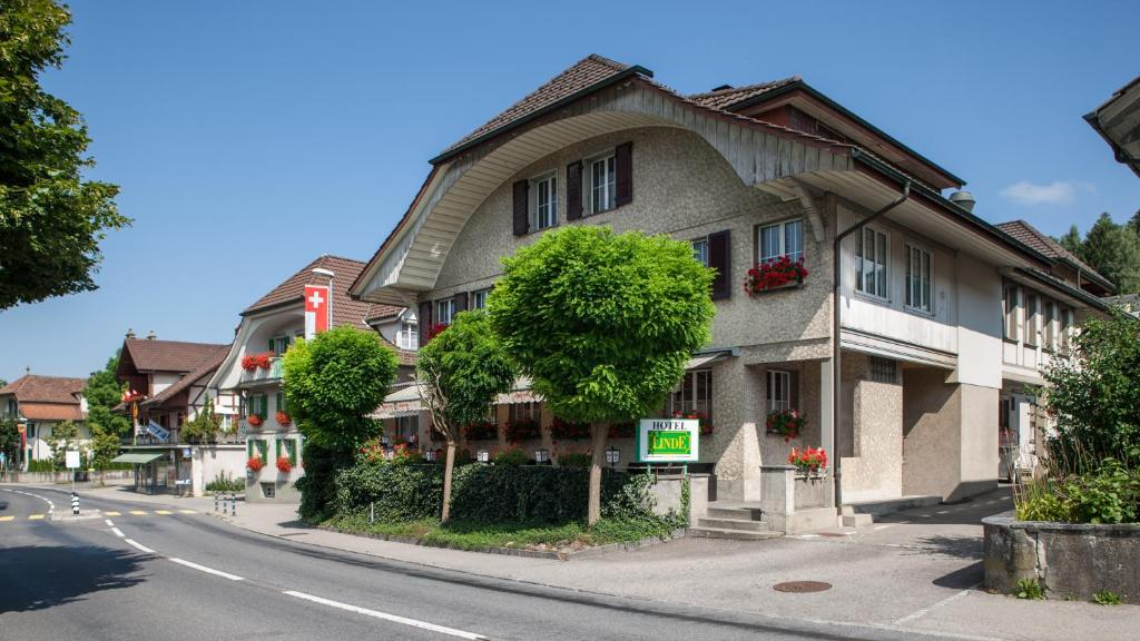 Hotel In Bern Nahe Bahnhof