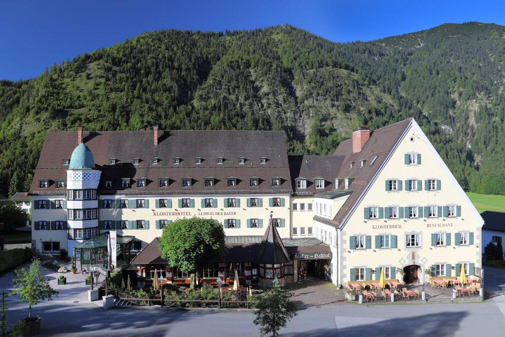 Ettal Ludwig Hotel Booking