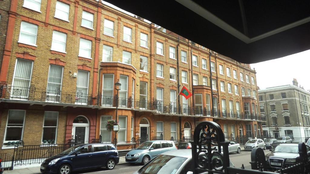 Regency Hotel London Nottingham Place