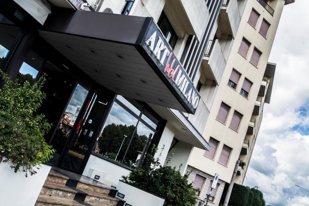 Art Hotel Milano Prato Italy Booking Com