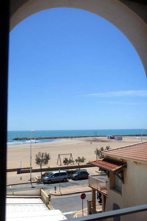 hotel le chalet valras plage