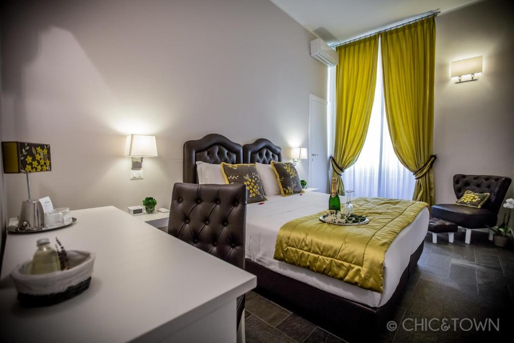 Chic town luxury rooms r servation gratuite sur for Hotel rome chic