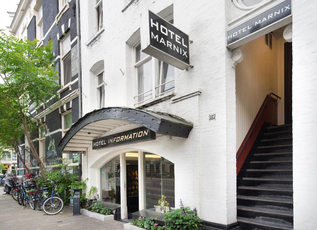Budget Hotel Marnix City Centre Amsterdam Prenotazione