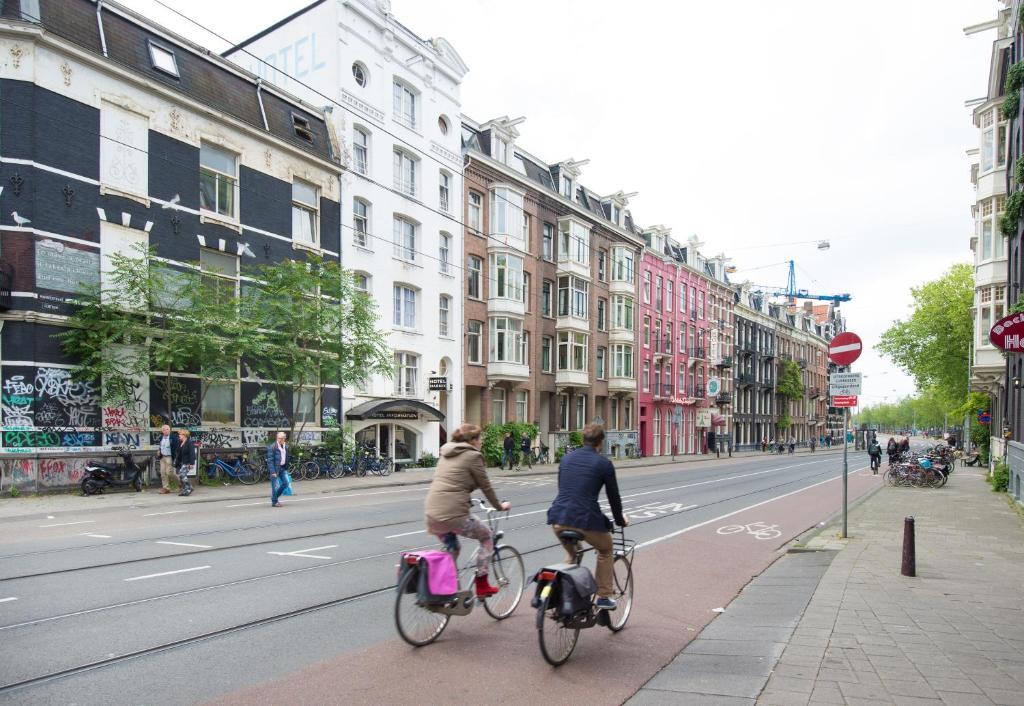 Budget Hotel Marnix City Centre Amsterdam