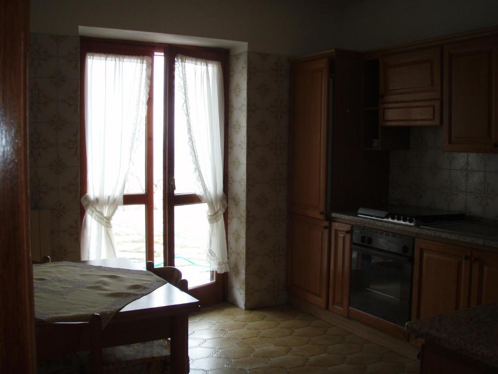 مطبخ أو مطبخ صغير في Villa Panorama