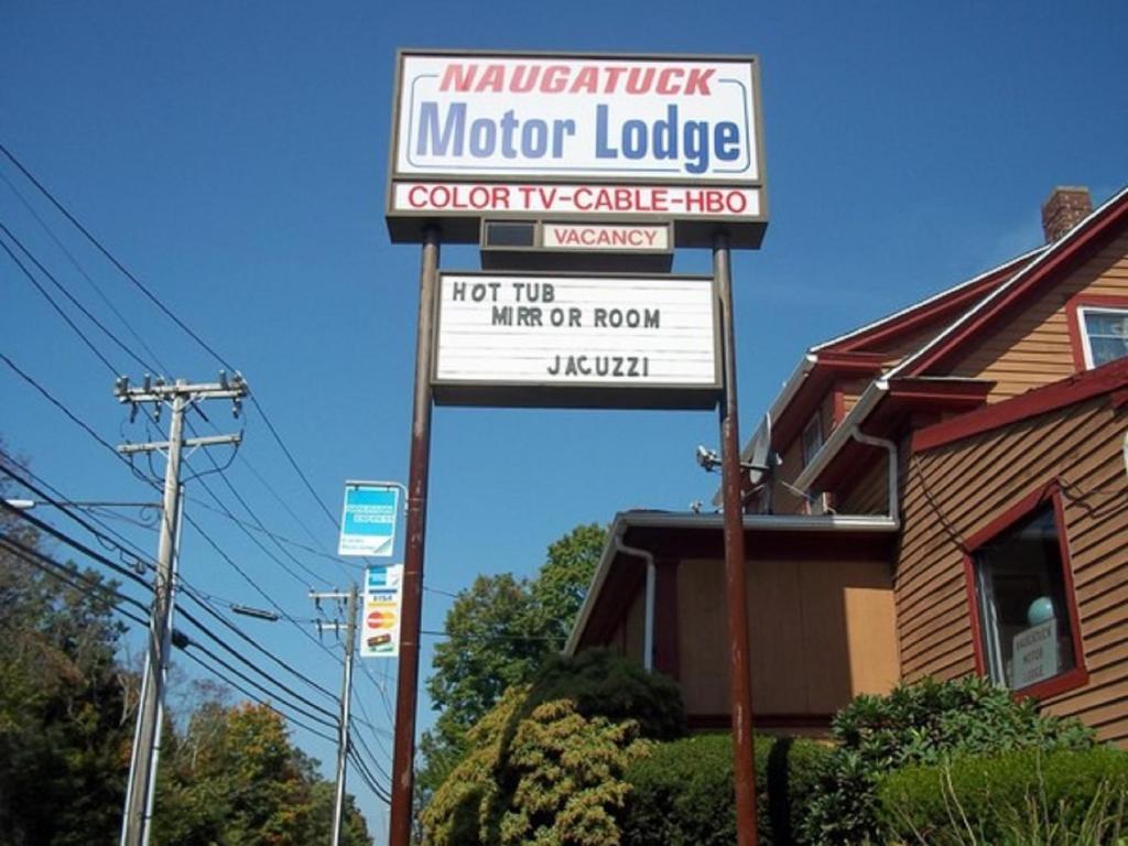 Naugatuck Motor Lodge Incluse Foto