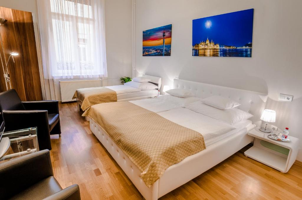 Anabelle bed and breakfast budapest reserva tu hotel for Bed and breakfast design