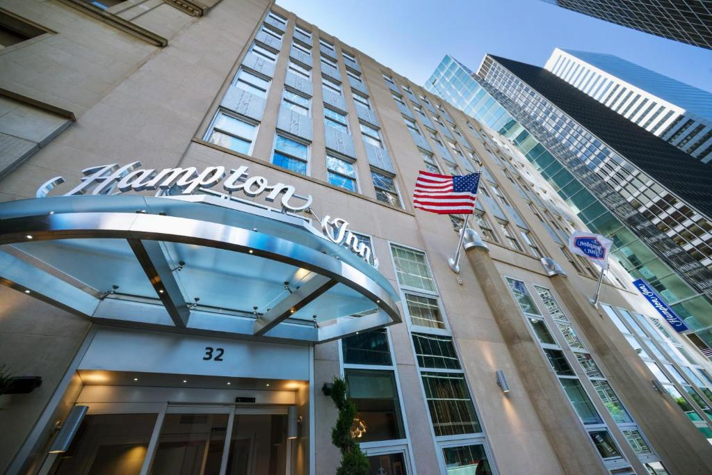 Hampton Inn Manhattan Downtown Financial District New York Viamichelin Informatie En
