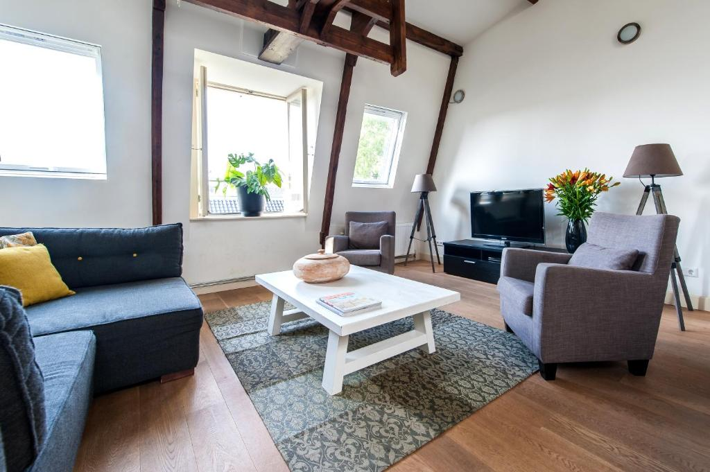 Plantage hortus apartments amsterdam netherlands for Low cost apartments amsterdam