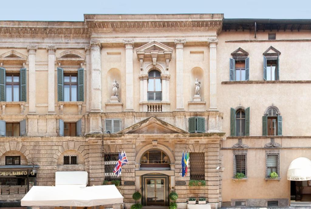 Hotel accademia verona book your hotel with viamichelin for Accademia verona