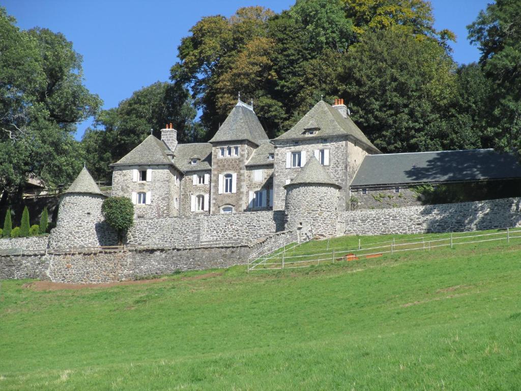chambres d'hôtes château du puech, chambres d'hôtes curières