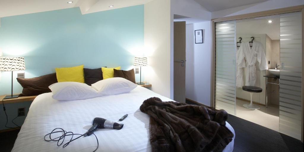 Design h tel des francs gar ons saintes prenotazione for Design hotel des francs garcons saintes