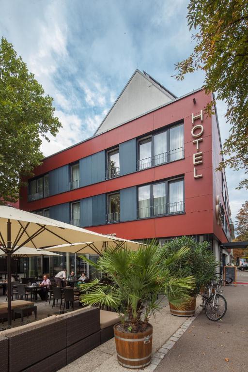 Designhotel am stadtgarten freiburg im breisgau for Boutique hotel freiburg