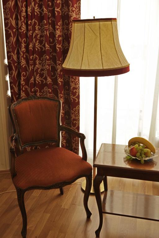 Hotel Konig Von Ungarn Wien