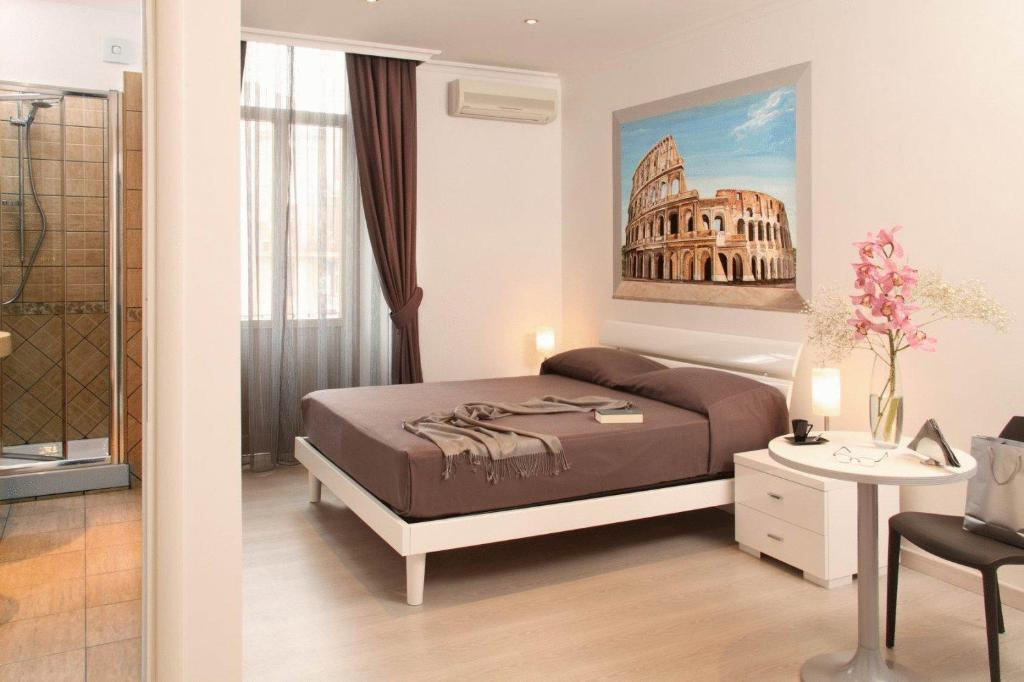 Rome aparthotel chambres d 39 h tes rome for Chambre hote rome