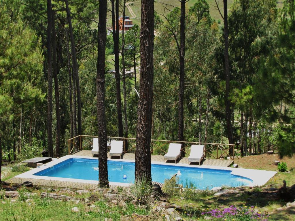 Caba as los arboles argentina villa yacanto for Alojamientos cabanas en los arboles