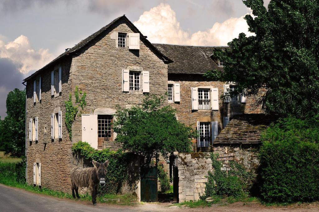 maison d'hôtes la singulière, chambres d'hôtes sévérac le château