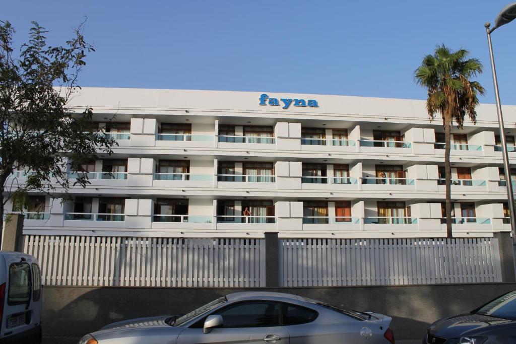 Playa Del Ingles Hotel Fayna