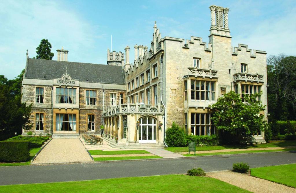 Luxury Spa Hotels Near Peterborough