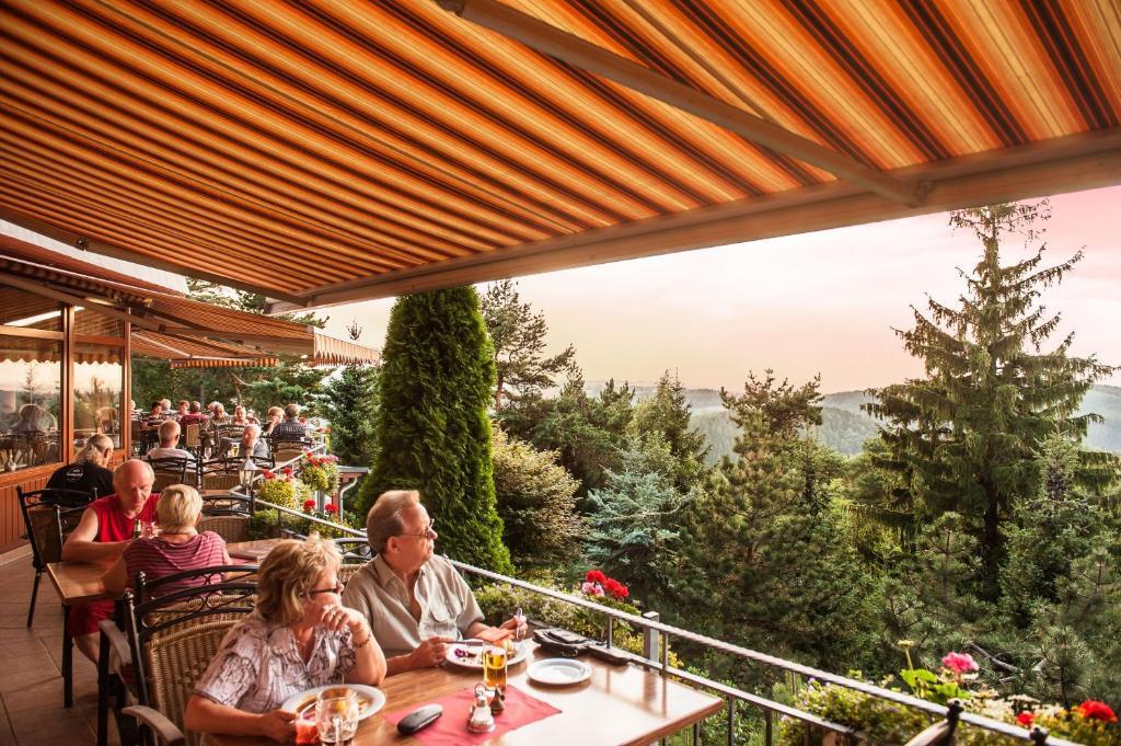 Augustusberg Hotel And Restaurant Bad Gottleuba