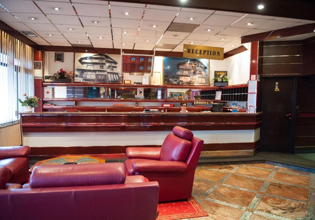 Hotel europa zagreb book your hotel with viamichelin for Hotel 9 luxury boutique zagreb