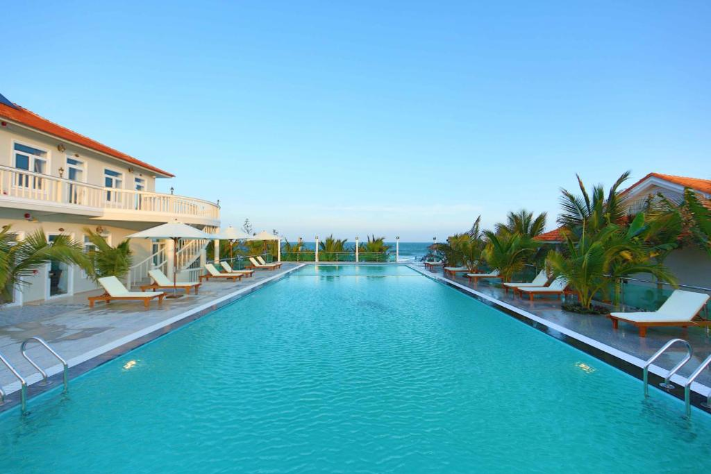 Madame Cúc Saigon Emerald Resort