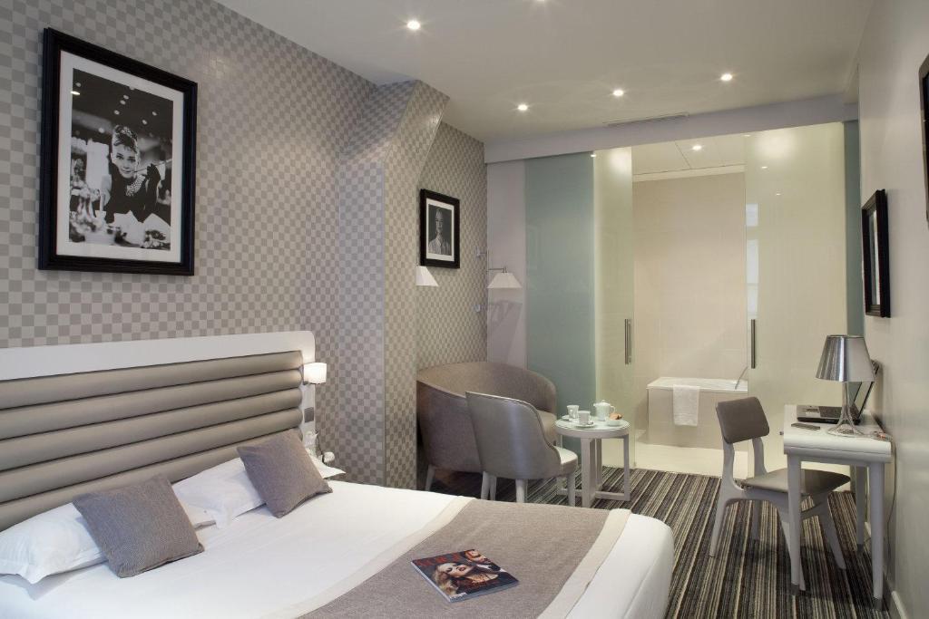 Hotel Icone Paris Booking