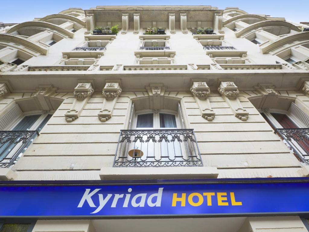 Kyriad paris 18 porte de clignancourt montmartre - Prefecture de police porte de clignancourt ...
