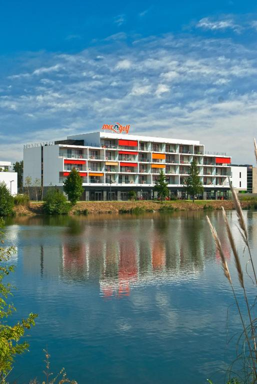 Appart h tel mer golf city bordeaux lac bruges for City appart hotel
