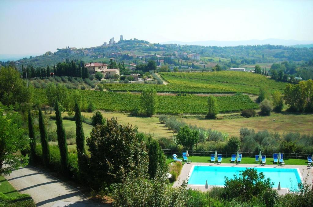 San Gimignano Villa Ducci