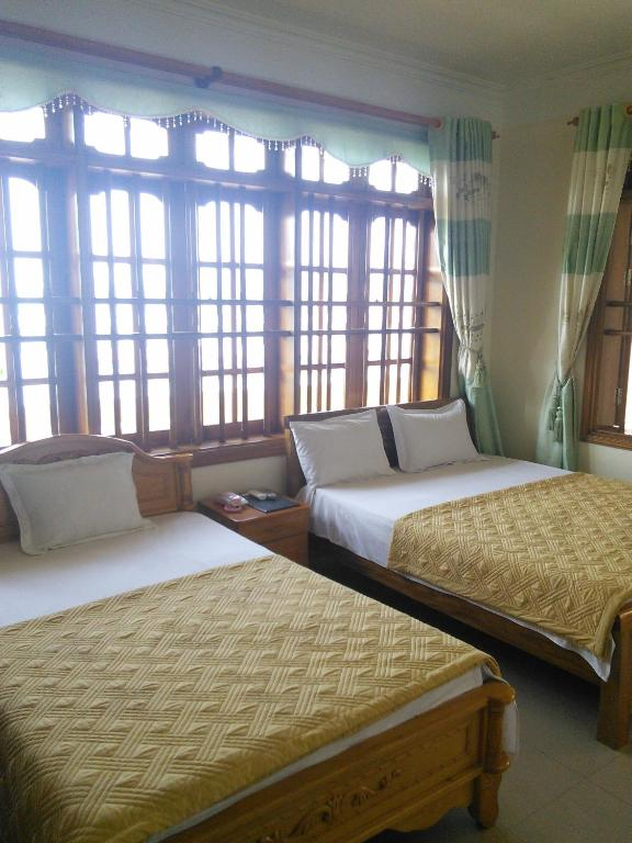 Phòng Giường đôi Deluxe - Nhìn ra biển