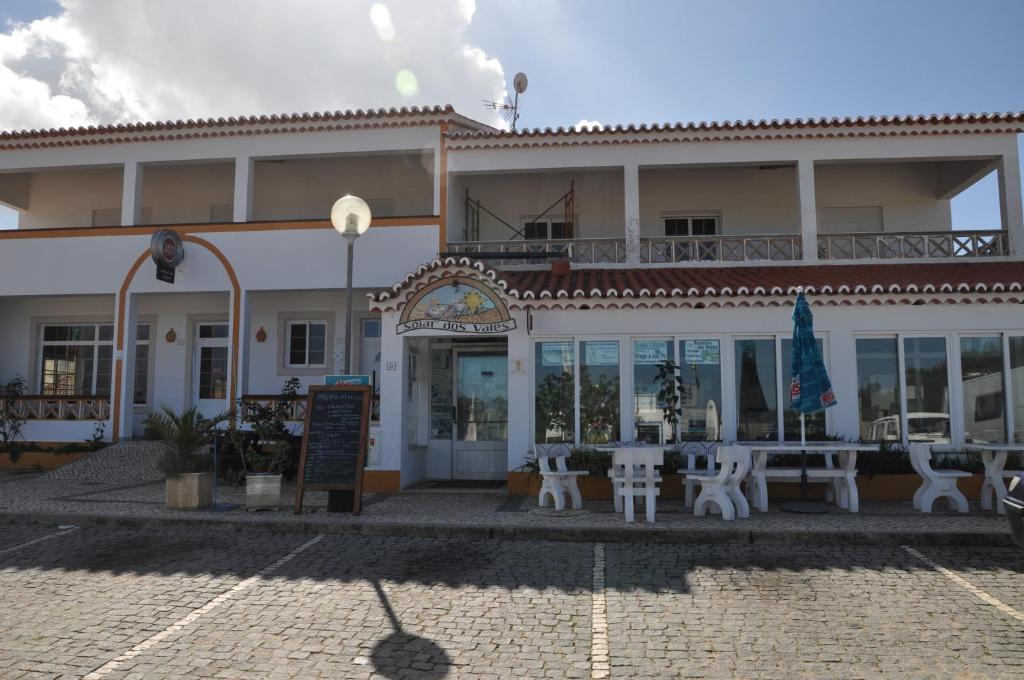 Casas rurales solar dos vales casas rurales aljezur - Casas rurales portugal ...
