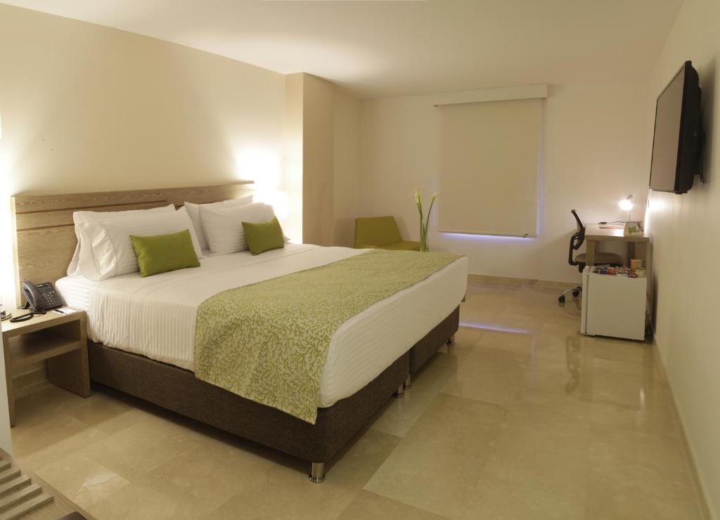 Hotel ms ciudad jardin plus r servation gratuite sur for Aviatur cali ciudad jardin