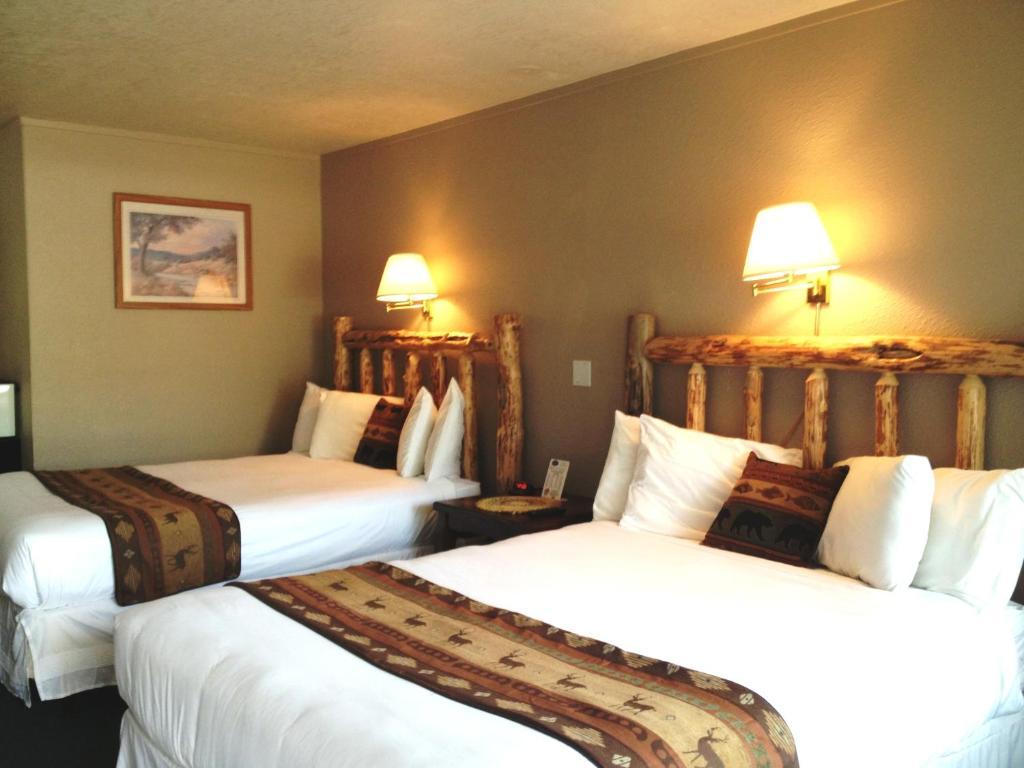 Sandman motel libby reserva tu hotel con viamichelin for Motel con piscina privada