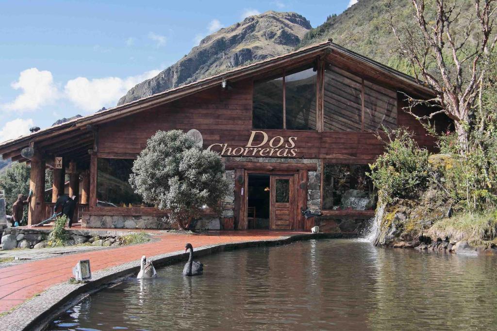 Posada u hostería Hosteria Dos Chorreras (Ecuador Cuenca) - Booking.com a577bbe7dd5