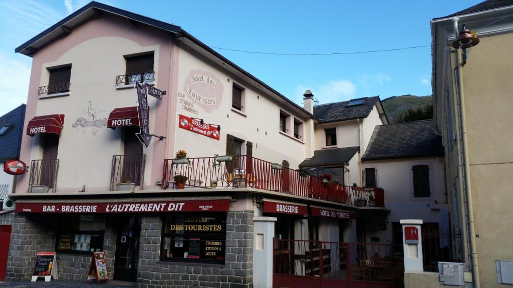 Pierrefitte Nestalas Grand Hotel De France