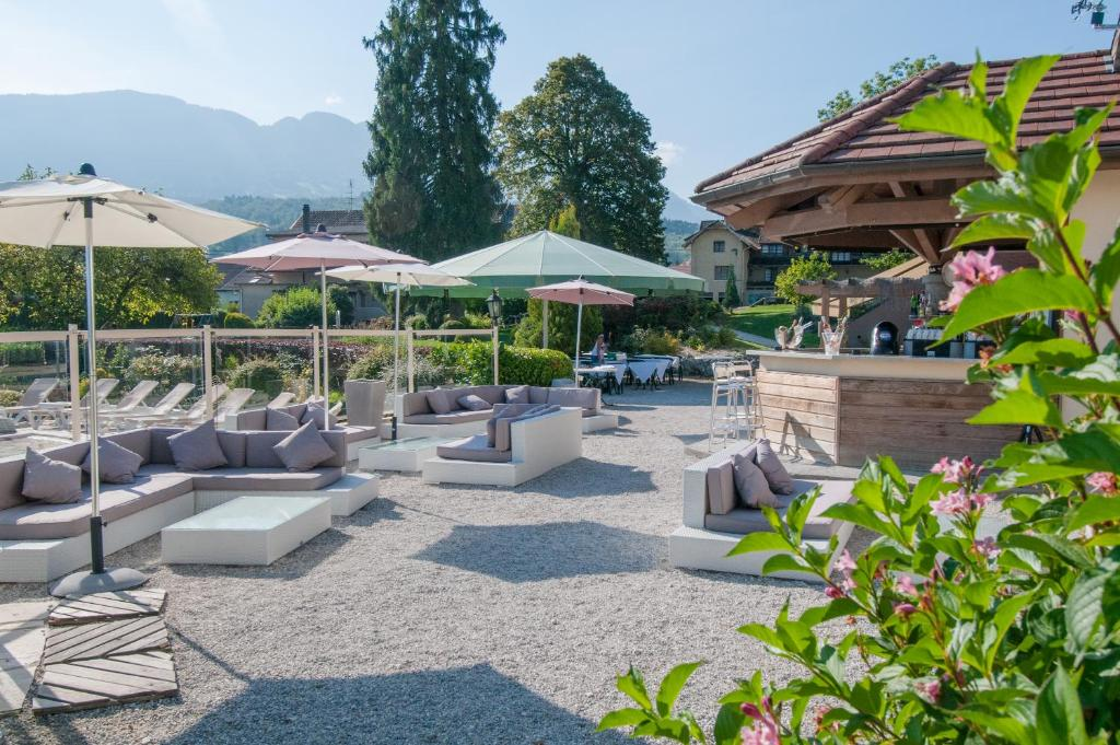 R sidence h teli re spa les chataigniers saint jorioz apparthotels appartem - Residence hoteliere alpes ...