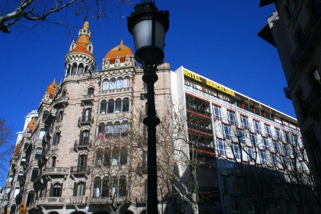 hotel hcc lugano barcelona