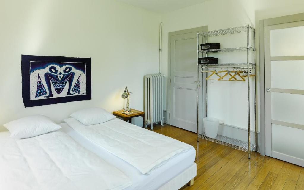 Guest maison la sablonnaire chambres d 39 h tes yverdon les for Location chambre yverdon