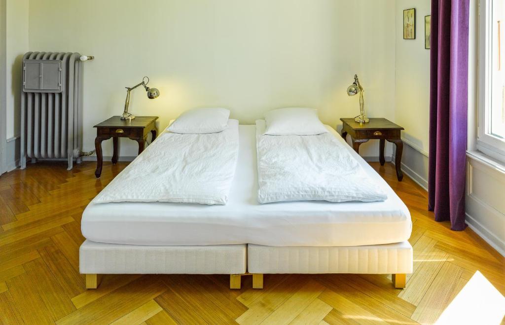 Guest house la sablonnaire chambres d 39 h tes yverdon les bains for Location chambre yverdon