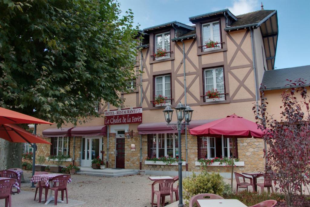 Le chalet de la foret vierzon book your hotel with for Hotels vierzon
