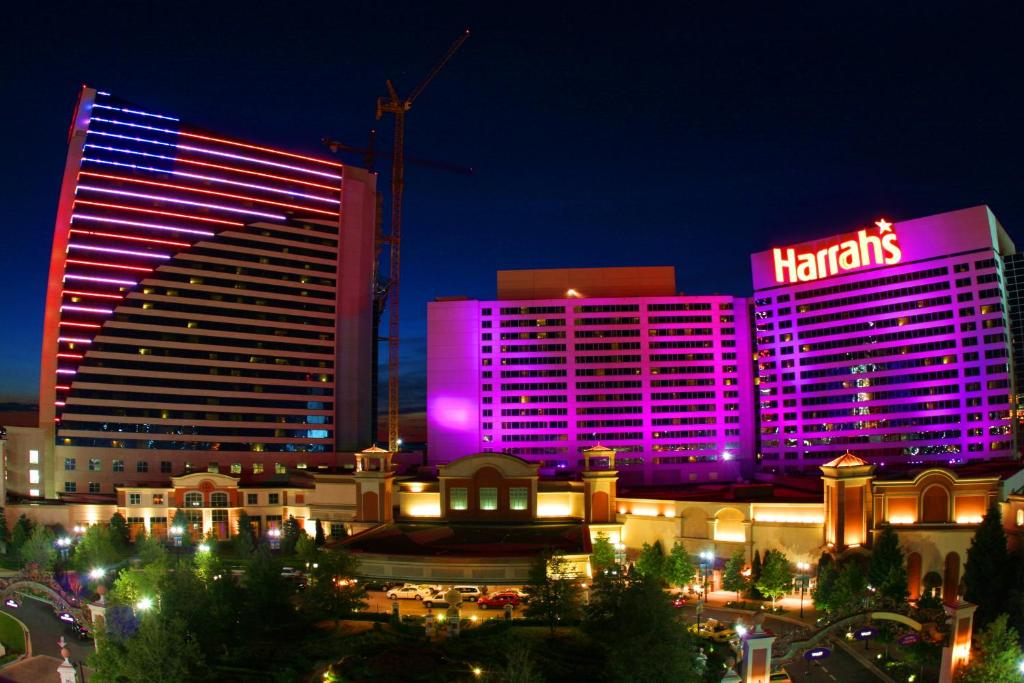 Harrahs  Hotels amp Casinos in Las Vegas Atlantic City