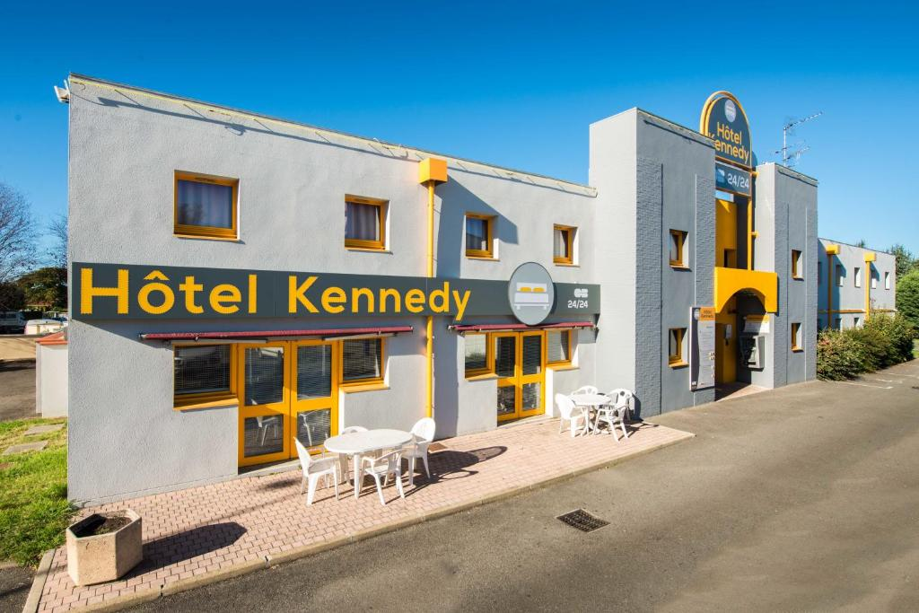 Hotel Kennedy Parc Des Expositions Tarbes
