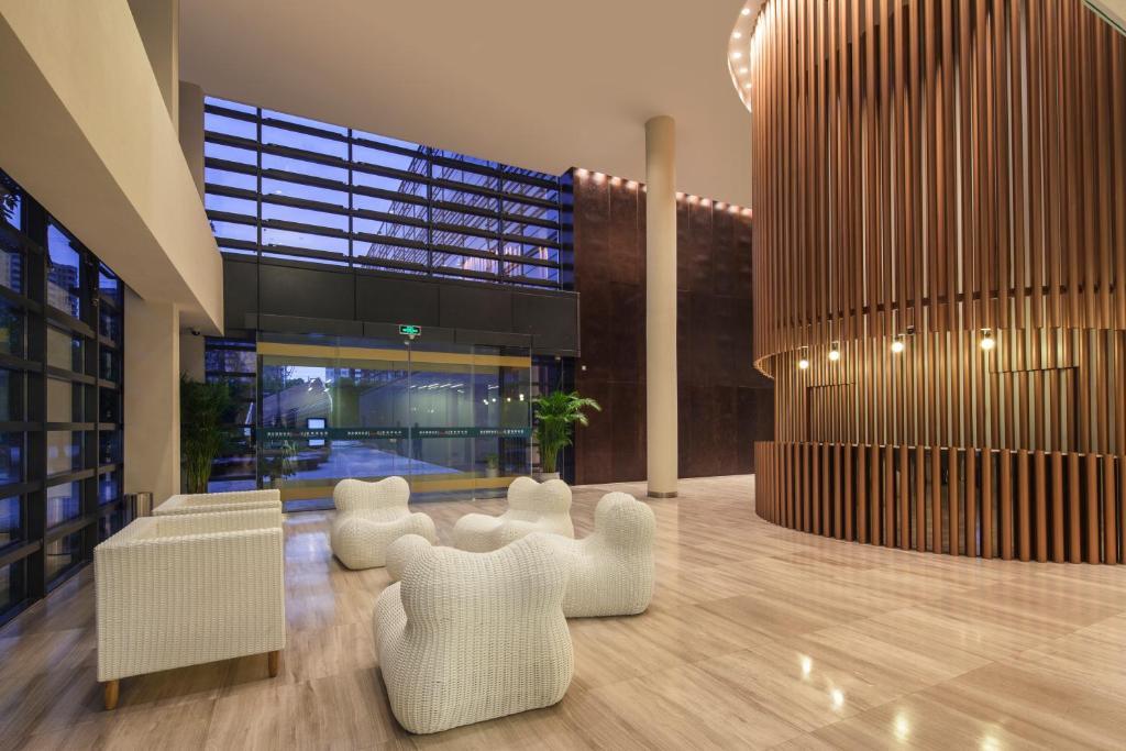 Green Garden Hotel Shanghai Booking Com