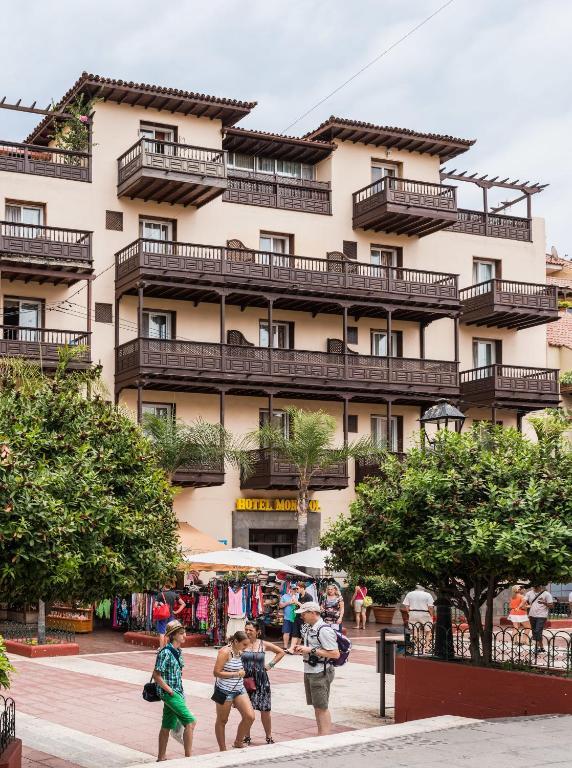 Hotel monopol puerto de la cruz viamichelin informatie en online reserveren - Monopol hotel puerto de la cruz ...