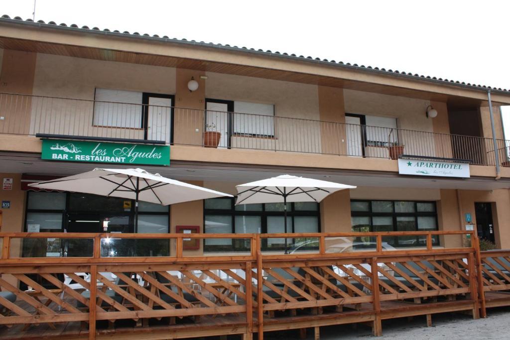 Hotel Restaurant Les Agudes