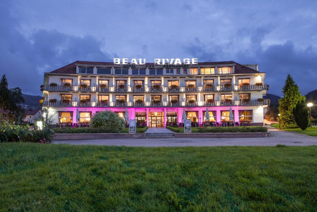 Hotel Restaurant Des Vosges